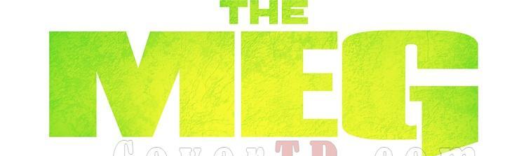 The Meg (Movie) Font-megjpg