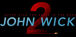 John Wick: Chapter 3 2019 (Movie) Font-logopng