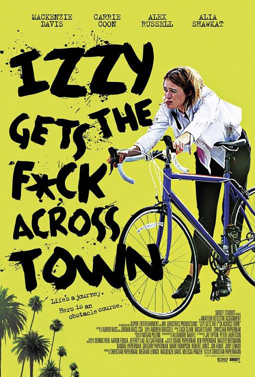 IZZY GETS THE FCK ACROSS TOWN (Movie) Font-startfilmru1395148jpg