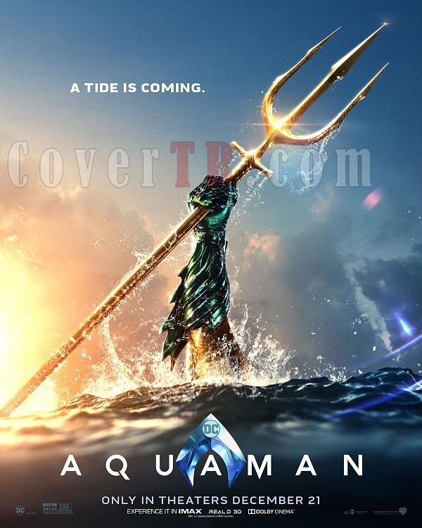 Aquaman (Movie) Font-03jpg