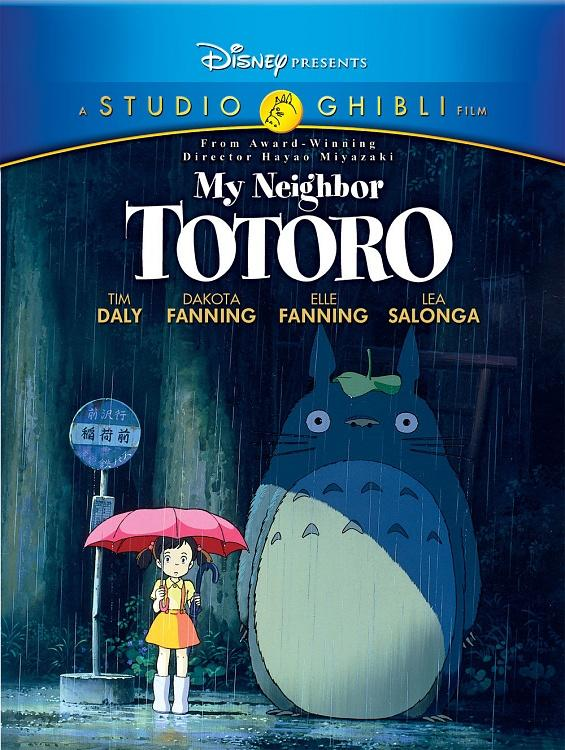 My Neighbor Totoro (Animation) Font-my-neighbour-tororo-film-fontjpg