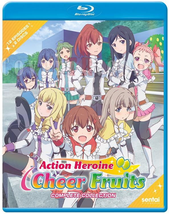 Action Heroine Cheer Fruits (Anime) Font-816726020921_anime-action-heroine-cheer-fruits-blu-ray-primaryjpg