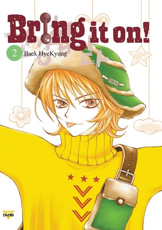 Bring It On (Manga) Font-9788952744715_manga-bring-volume-2-primaryjpg