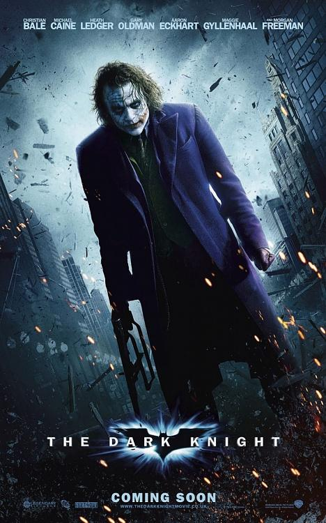 "Kara Sövalye ""The Dark Knight"" (2008)-joker-poster-dark-knightjpg"