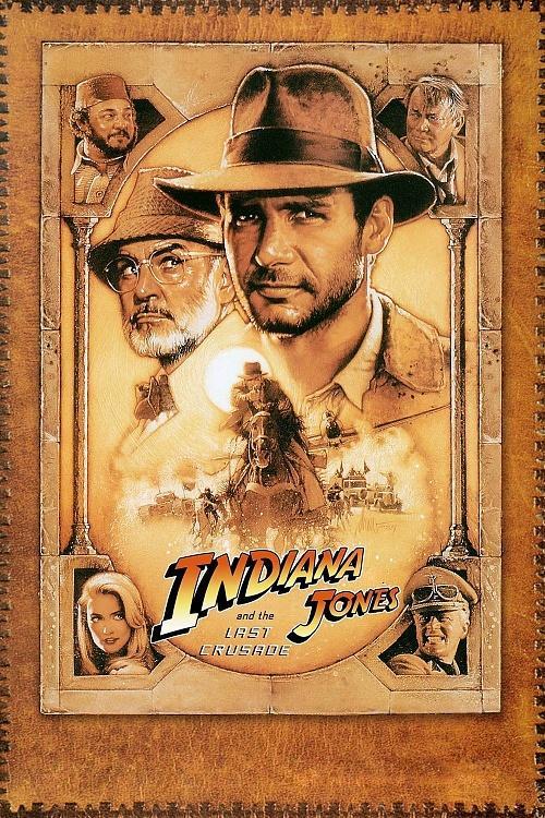 "Indiana Jones son macera ""Indiana Jones and the Last Crusade"" 1989-crusadejpg"