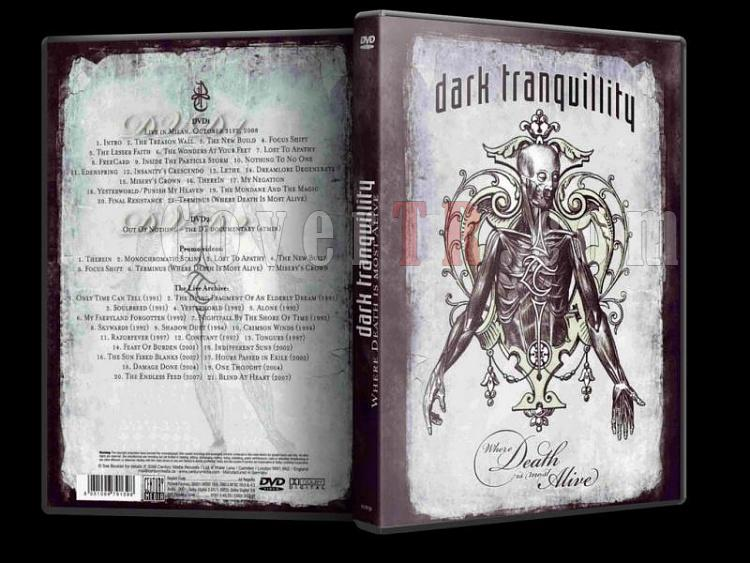 Dark Tranquillity - Where Death Is Most Alive - Scan Dvd Cover - English [2009]-dark-tranquility-where-death-most-alivejpg