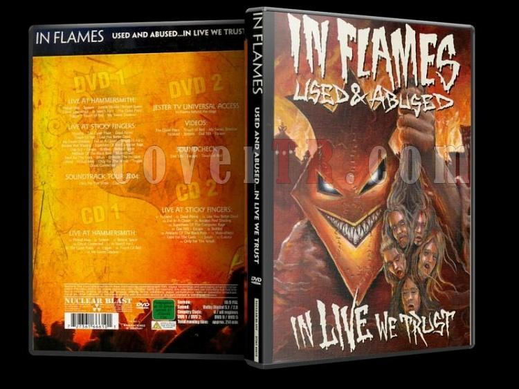 In Flames - Used And Abused In Live We Trust - Dvd Cover-max1128209888-front-coverjpg