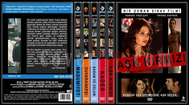 Türk Dram filmleri koleksiyonu-0jpg
