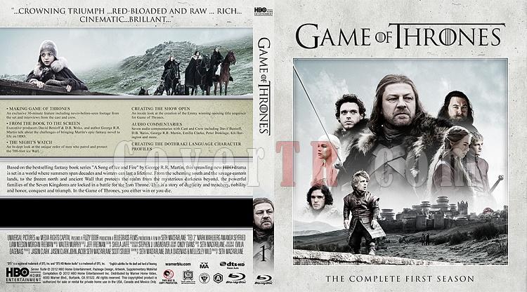 Game Of Thrones Çalışması-gotjpg