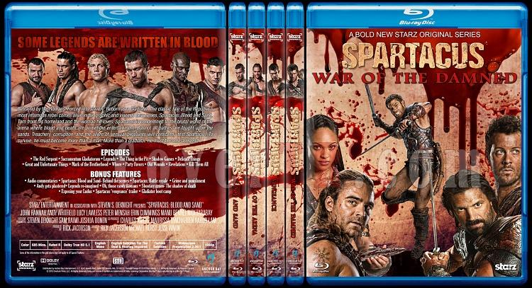 Spartacus (All Seasons)-bd-2jpg