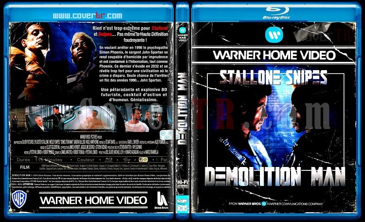 Cover retro vhs-blu-ray-demolitionjpg