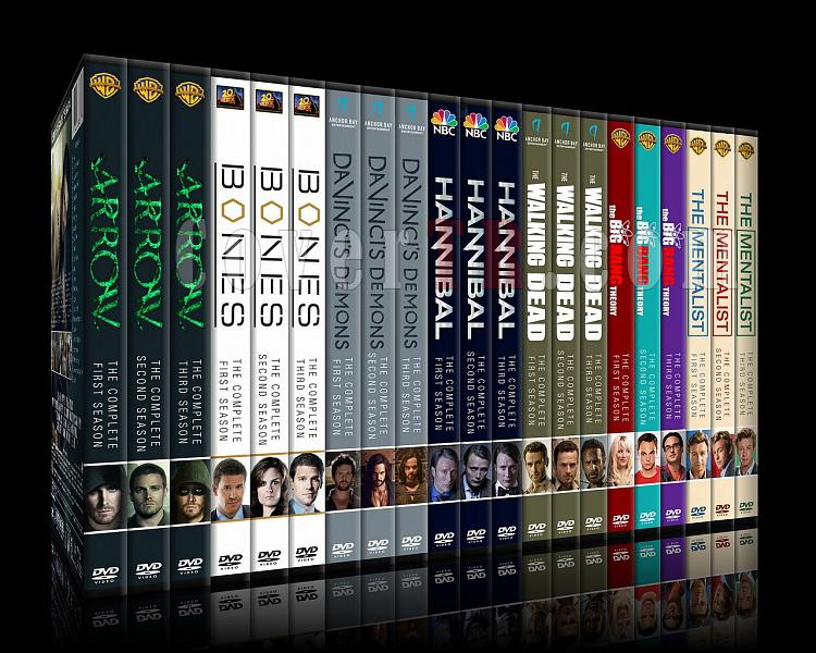 Magnificent Cover Collection of the Best TV. Series-00000jpg