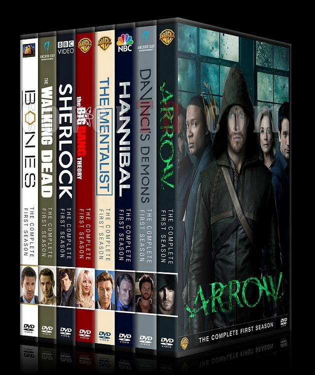 Magnificent Cover Collection of the Best TV. Series-015jpg