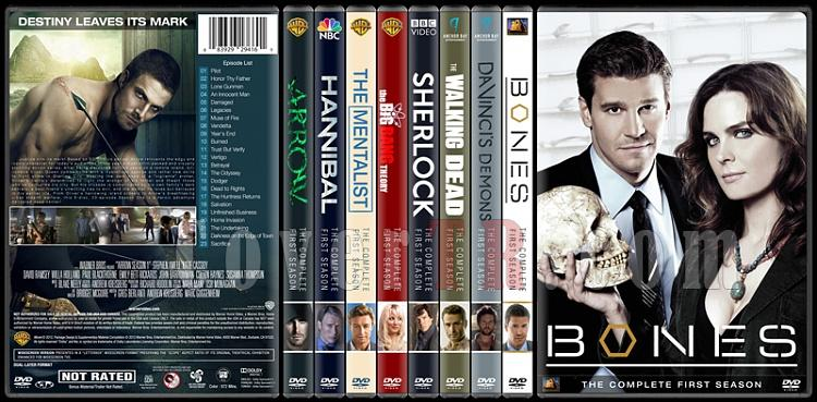 Magnificent Cover Collection of the Best TV. Series-wwejpg