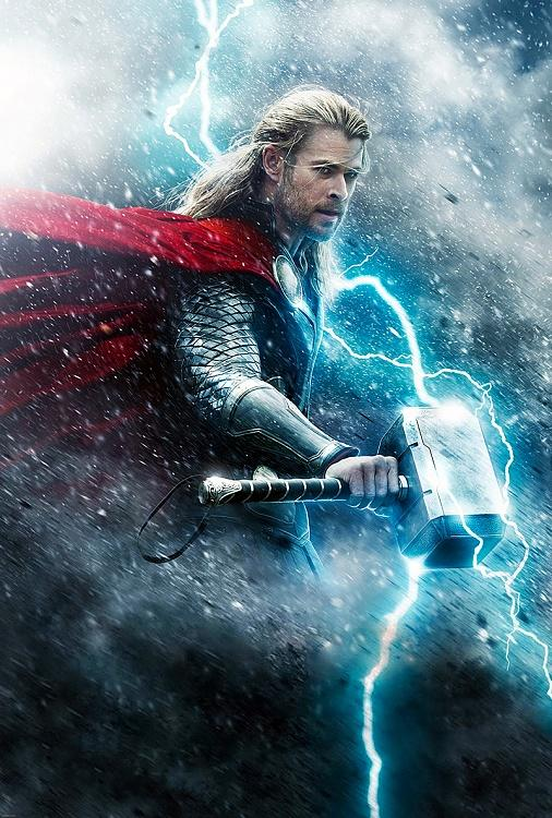 Thor ilk poster-thor-dark-world-20132jpg