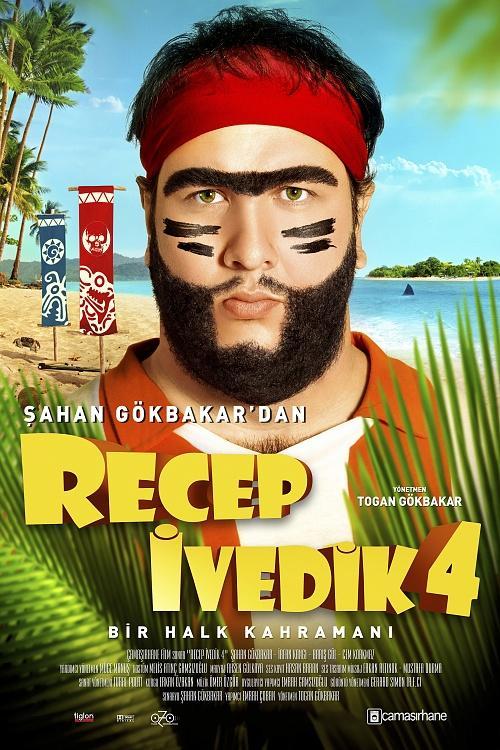Recep İvedik 4 - Poster (Yüksek Çözünürlüklü)-recep-ivedik-4-ycxjpg