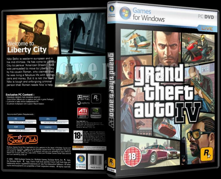 Grand Theft Auto IV - Custom PC Cover - English [2008]-grand_theft_auto_iv_pc_coverjpg