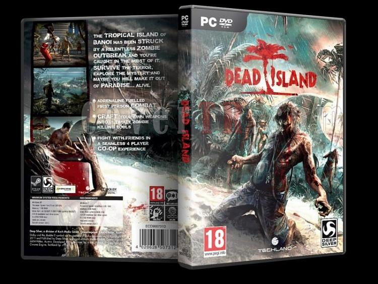 Dead Island Dvd Cover - PC-deadislandjpg