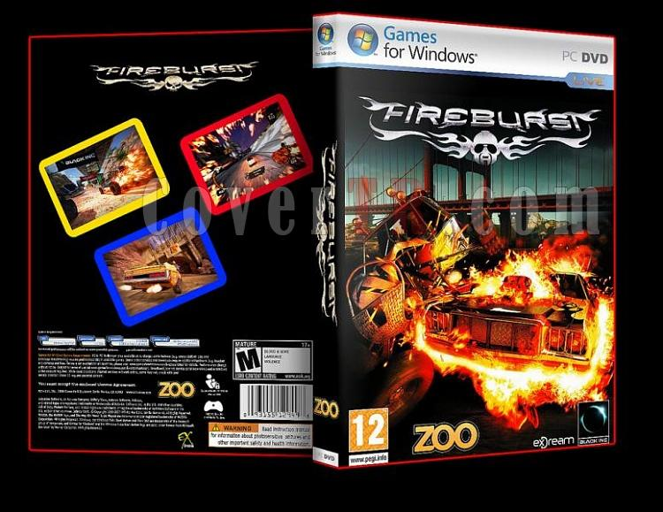 Fireburst Pc Dvd Cover-ajpg