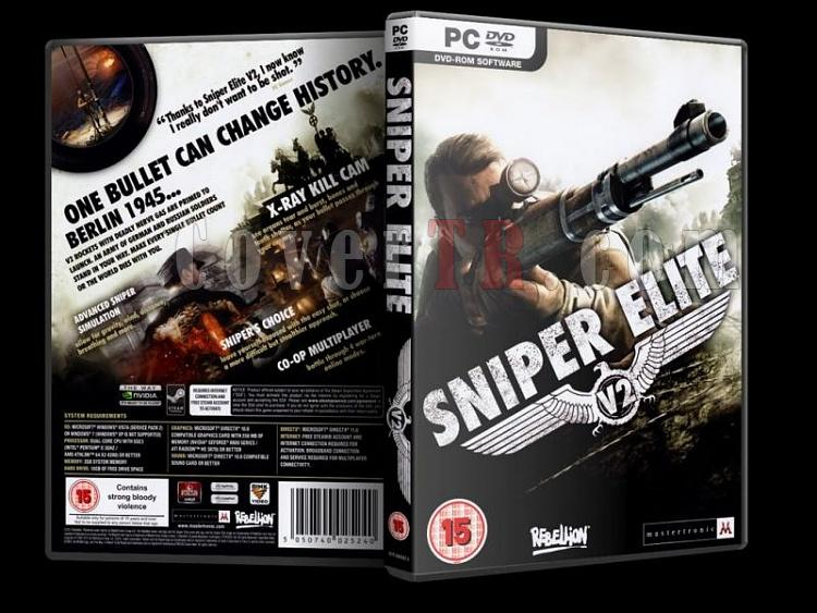Sniper Elite V2 - Pc Cover-sniper-elite-v2-coverjpg