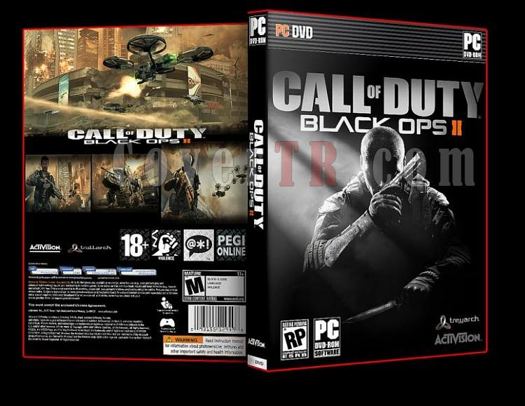 Call of Duty Ops 2 - Pc Dvd Cover-ajpg