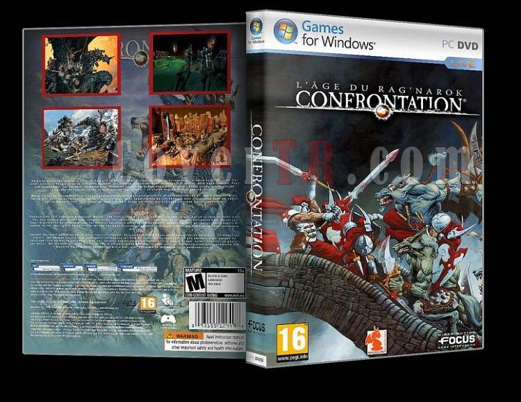 Confrontation - Pc Dvd Cover-ajpg
