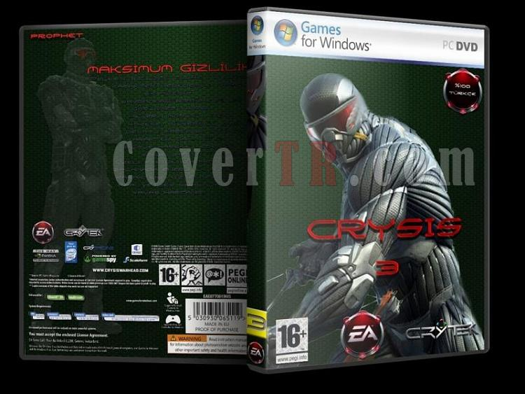 Crysis - DVD Cover Set Türkçe-cry3jpg
