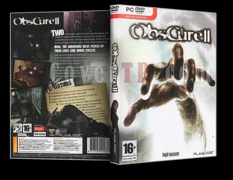 Obsure 2 - Pc Cover (Orjinal)-obs2jpg
