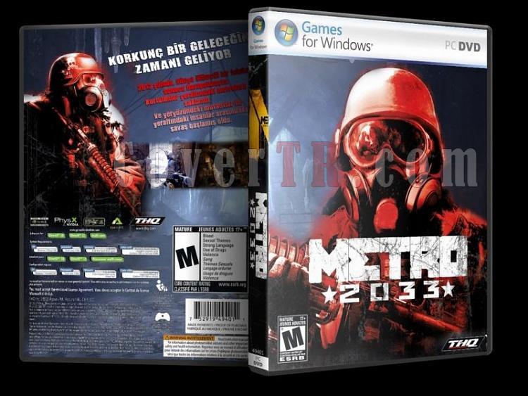 Metro - DVD Cover Set Türkçe-m1jpg