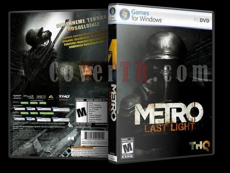 Metro - DVD Cover Set Türkçe-m2jpg