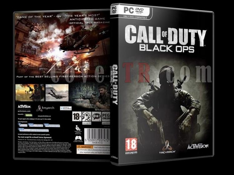 Call Of Duty 7 Black Ops - Pc Dvd Cover-cod7jpg