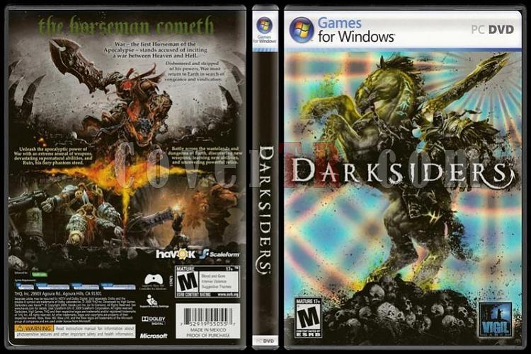 Darksiders - PC - Scan Dvd Cover - English-darkjpg
