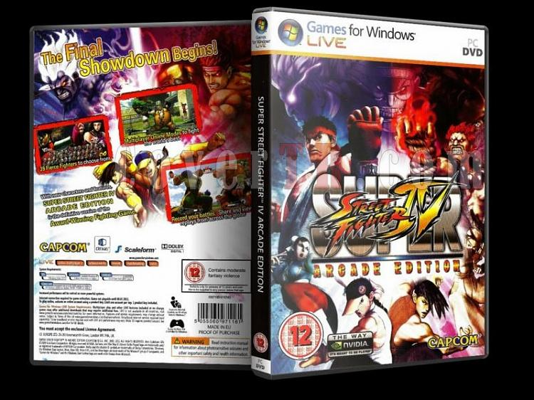 Super Street Fighter IV Arcade Edition - Scan PC Cover - English [2011]-super_street-fighter-iv-arcade-edition-scan-pc-cover-english-2011jpg