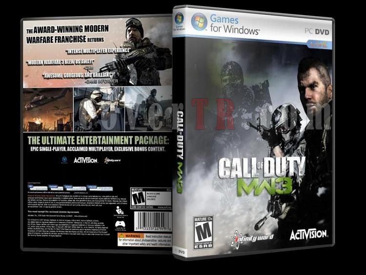 Call Of Duty Modern Warfare 3 - Custom PC Cover - English [2011]-call_of-duty-modern-warfare-3-custom-pc-cover-english-2011jpg