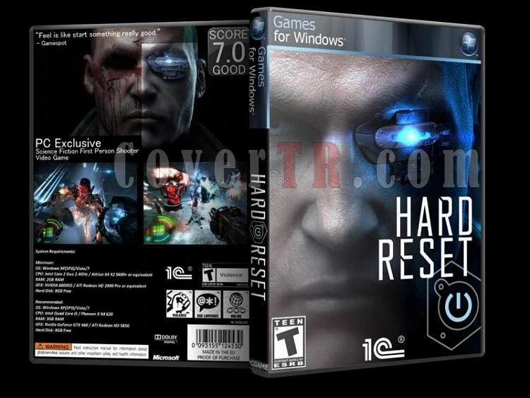 Hard Reset - Custom PC Cover - English [2011]-hard_reset-custom-pc-cover-english-2011jpg