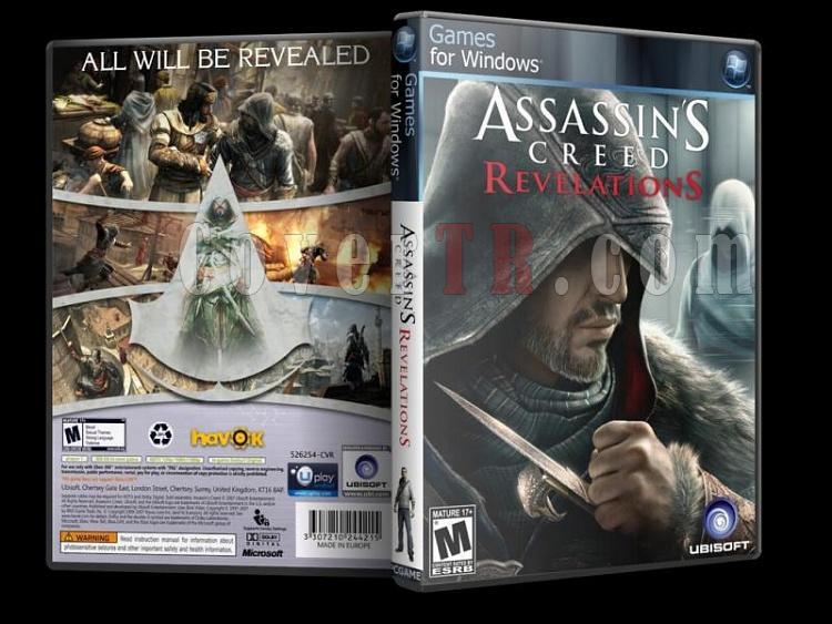 Assassins Creed Revelations - Custom PC Cover - English [2011]-assassins_creed-revelations-custom-pc-cover-english-2011jpg