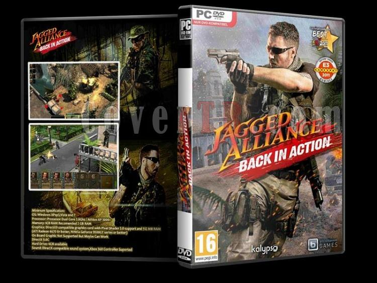 Jagged Alliance Back In Action - Custom PC Cover - English [2012]-jagged_alliance-back-action-custom-pc-cover-english-2012jpg
