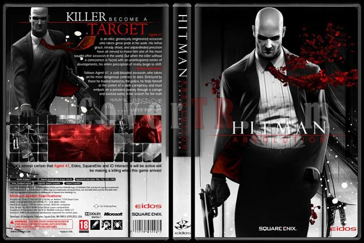 Hitman: Absolution Limited Edition - Custom PC Cover - English [2012]-hitman-absolution-limited-edition-pc-picjpg