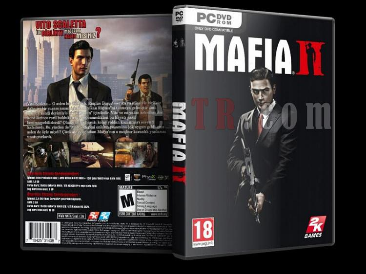 Mafia II - Custom PC Cover - Türkçe [2010]-mafia2-onizlemejpg