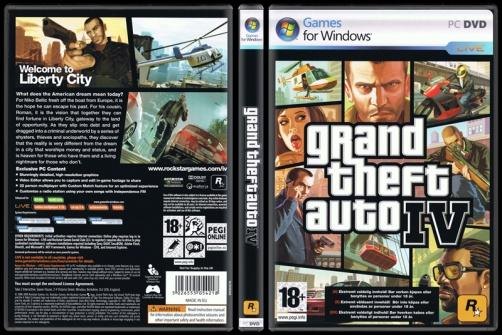 Grand Theft Auto IV - Scan PC Cover - English [2008]-gta4-pc-pjpg