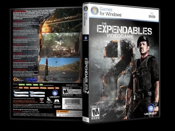 The Expendables 2 Videogame - Custom PC Cover - English [2012]-the_expendables-2-videogame-custom-pc-dvd-coverjpg