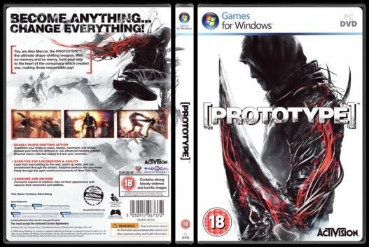 Prototype - Scan PC Cover - English [2009]-prototype-picjpg