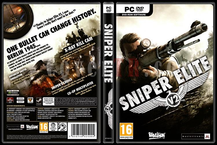 Sniper Elite V2 - Scan PC Cover - English [2012]-sniper-elite-v2-scan-pc-cover-picjpg