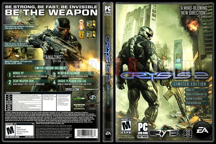 Crysis 2 (Limited Edition) - Scan PC Cover - English [2011]-crysis-2-limited-edition-scan-pc-cover-english-2011jpg