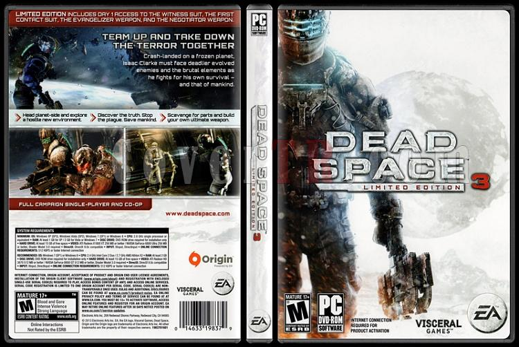 Dead Space 3 (Limited Edition) - Scan PC Cover - English [2013]-dead-space-3jpg
