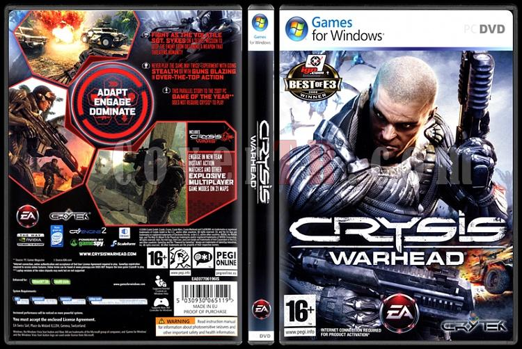 Crysis Warhead - Scan PC Cover - English [2008]-crysis-warheadjpg