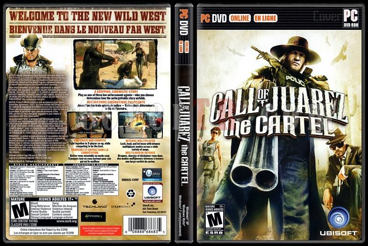 Call of Juarez: The Cartel - Scan PC Cover - English [2011]-call-juarez-cartel-scan-pc-coverjpg