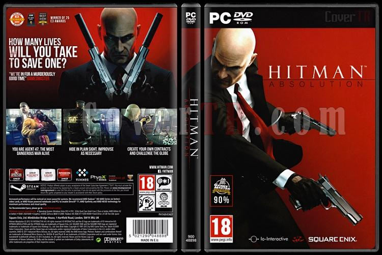Hitman: Absolution - Scan PC Cover - English [2012]-hitman-absolutionjpg