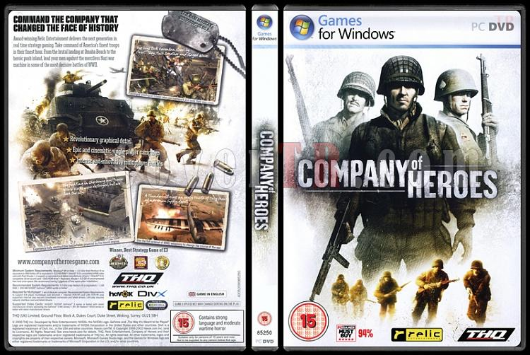 Company of Heroes - Scan PC Cover - English [2006]-company-heroesjpg