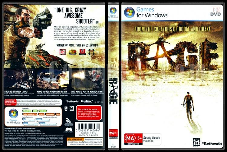 Rage - Scan PC Cover - English [2011]-ragejpg